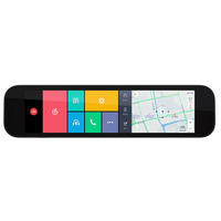 Умное зеркало видеорегистратор Xiaomi 70mai Rearview Mirror Dash Cam (Midrive D04)